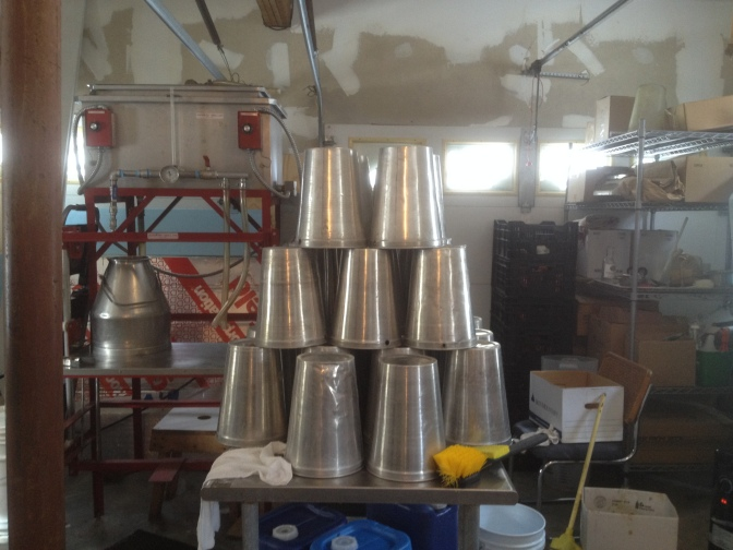 Aluminum Maple Sap Buckets